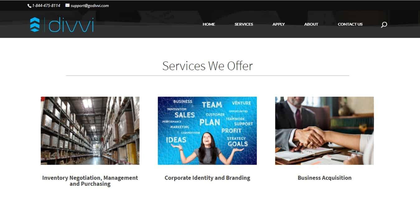 Divvi Services