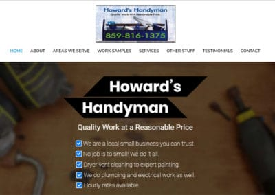 Howard's Handyman