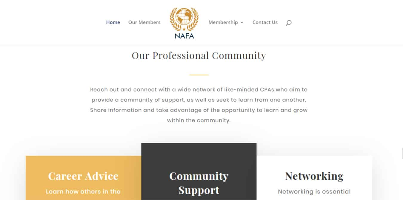 NAFA Network Services