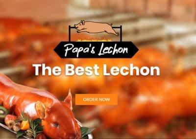 Papas Lechon