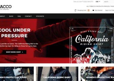 Tobacco Motorwear Company