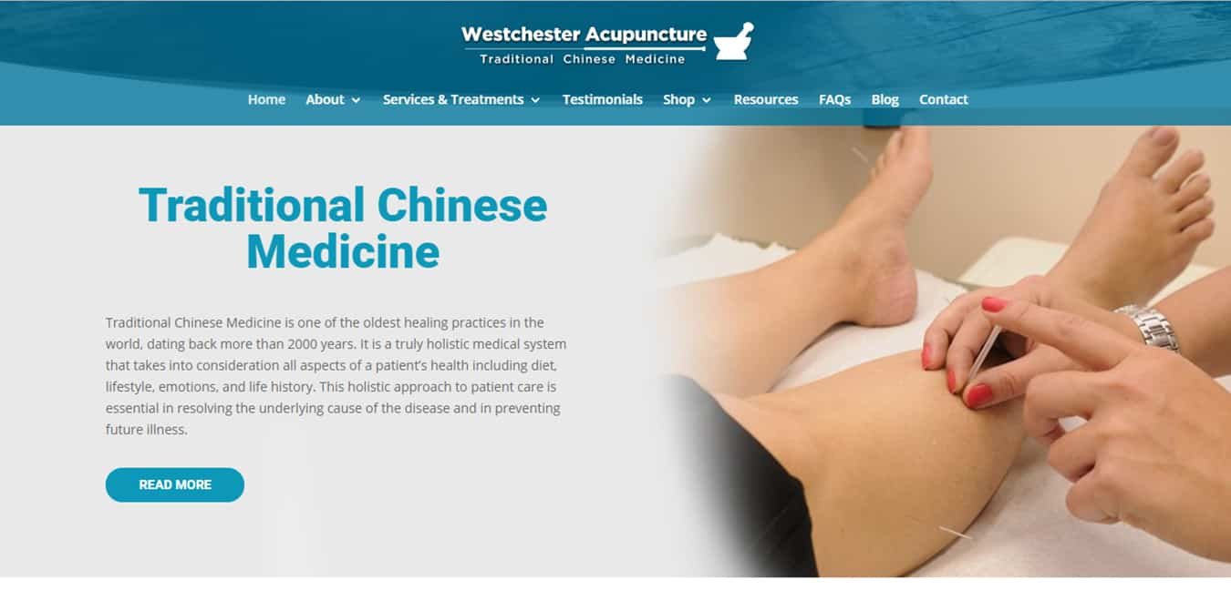 Westchester Acupuncture About
