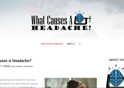 What Cause Headache