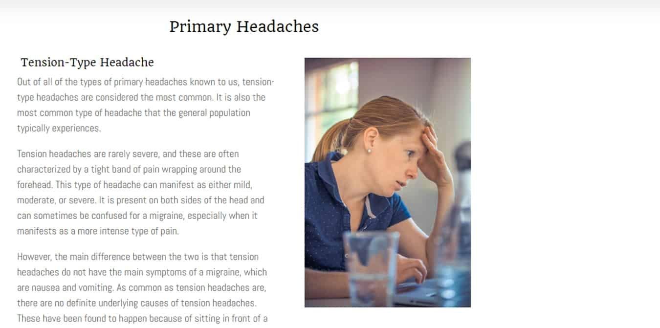 What Causes Headache