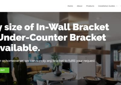 In-Wall Brackets