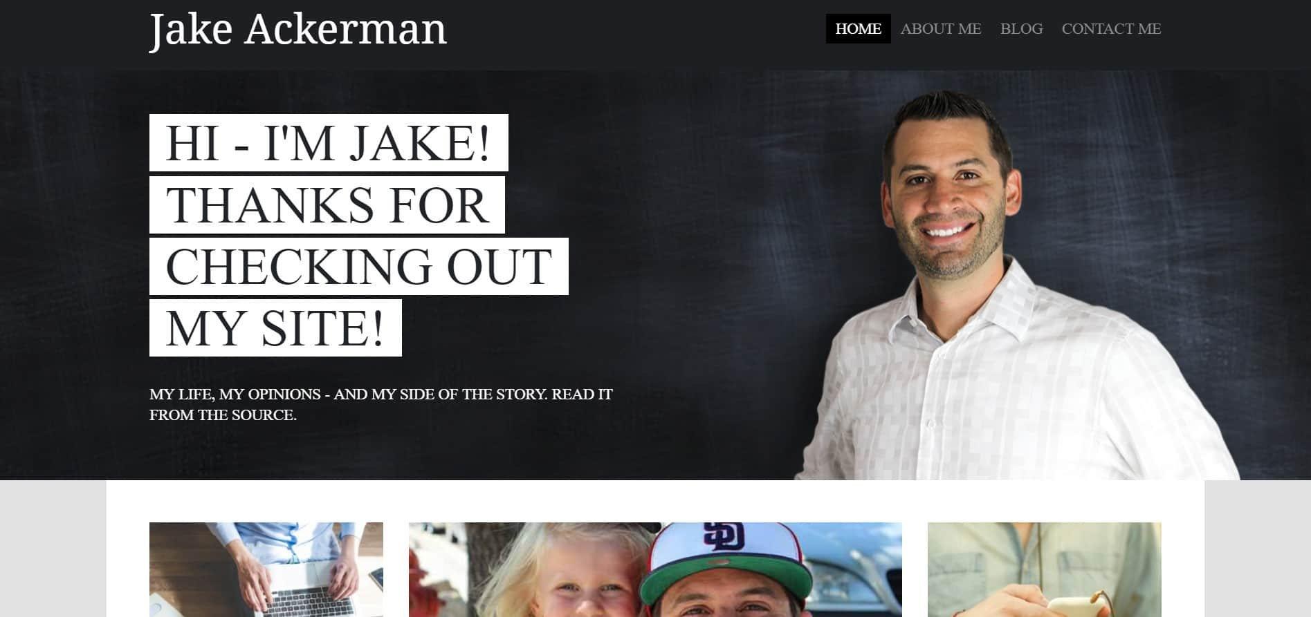 Jake Ackerman