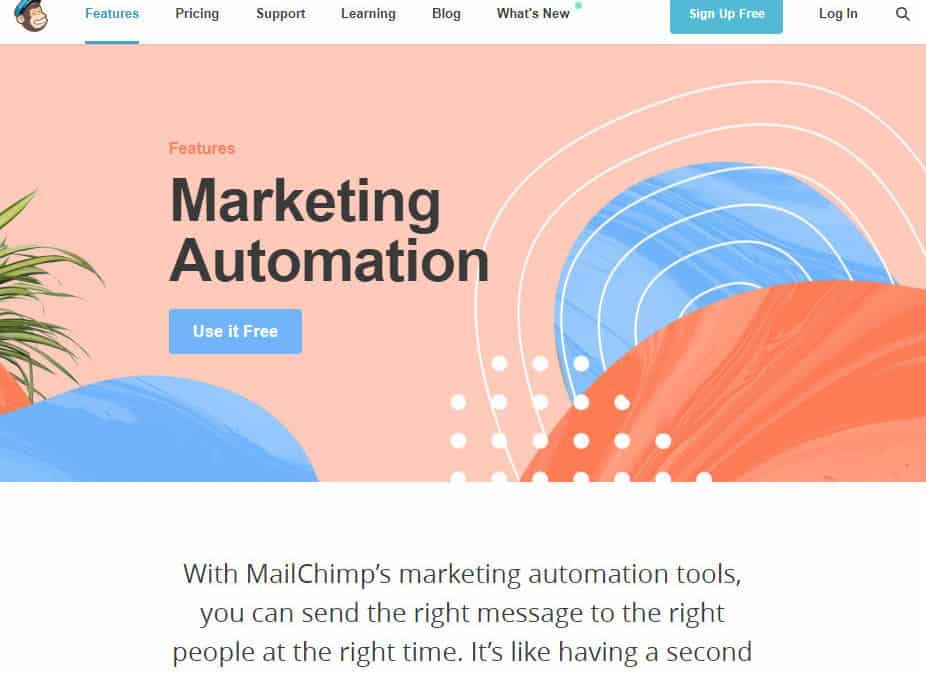 Creating a MailChimp account